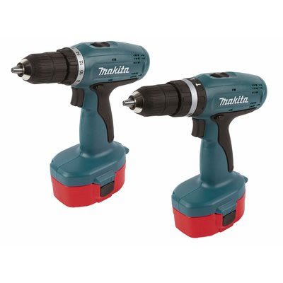 Makita 18V Cordless Twin Pack