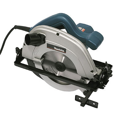 Makita 5704RK Circular Saw complete with guide ruler
