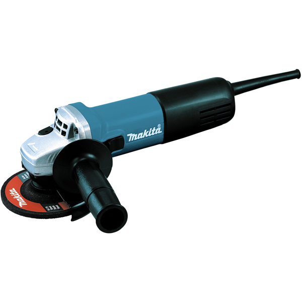 angle grinder with grip handle